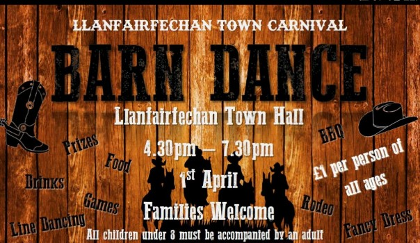 Sat april1st barn dacne