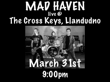 march 21st - Mad Haven