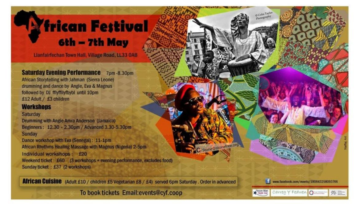african festival