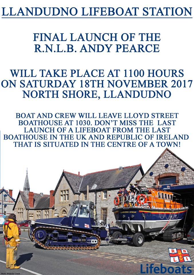 nov18th - final lifeboat launch