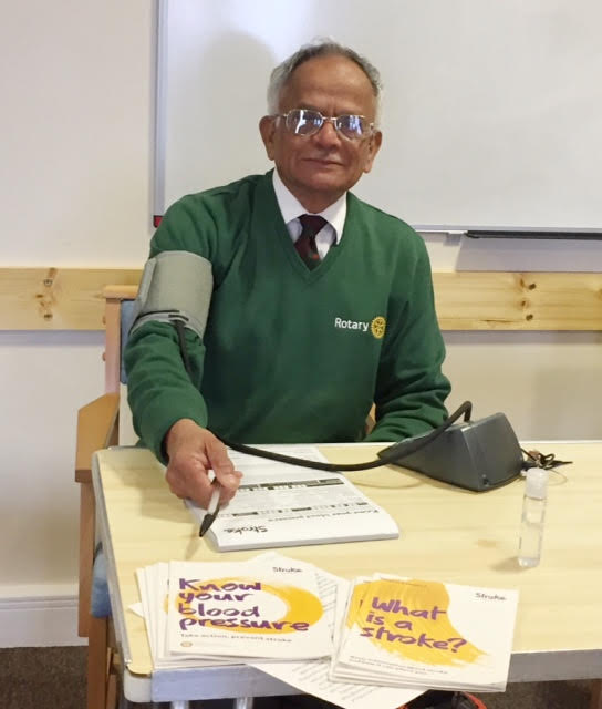 Ashok - Blood Pressure Day