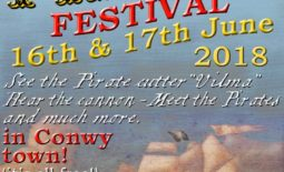june 16th conwy pirates