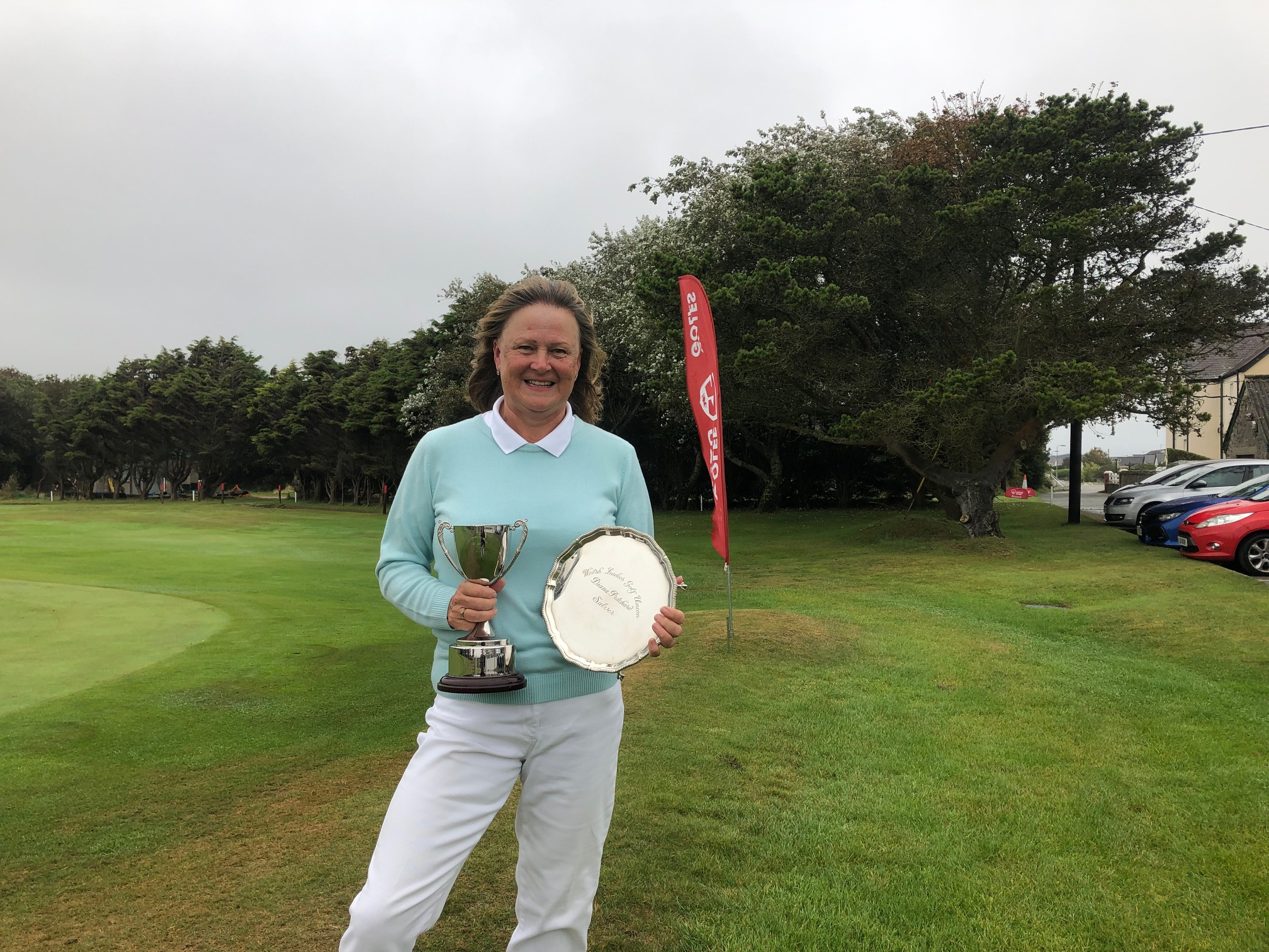 Jane Rees seniors open